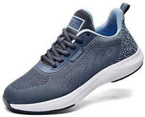 Lamincoa Women's Running Tennis Shoes Casual Athletic Lightweight Mesh Breathable Non Slip Walking Fashion Sneakers Size 5.5-10