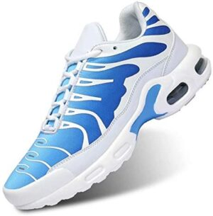 Socviis Men's Fashion Sneaker Air Running Shoes for Men Athletics Sport Trainer Tennis Basketball Shoes