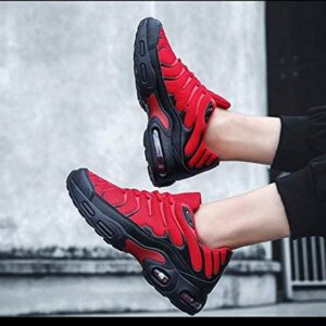 Unb Men Sport Gym Running Walking Shoes Men's Air Cushion Sport Running Shoes Casual Athletic Tennis Sneakers Running Breathable Athletic Cushion Sports Shoes