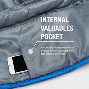 Active Era Sleeping Bag for Indoor and Outdoor use - Lightweight Premium Sleeping Bags for Adults, Kids and Teens - Warm and Water Resistant for Camping, Hiking and Backpacking…