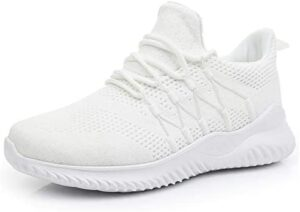 Akk Womens Sneakers Tennis Shoes - Comfort Lightweight Non Slip Athletic Shoes for Gym Running Work Casual