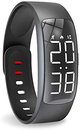 Biliqueen Kids Fitness Tracker Watch Activity Tracker Digital Smart Watches for Girls Boys Pedometer Watch with Alarm Calorie Counter Kids Step Tracker Great Gift for Kids