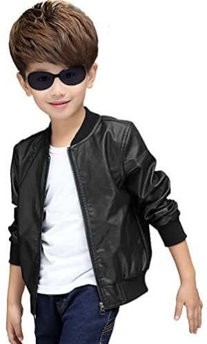 Boys Bomber Jacket 10-12