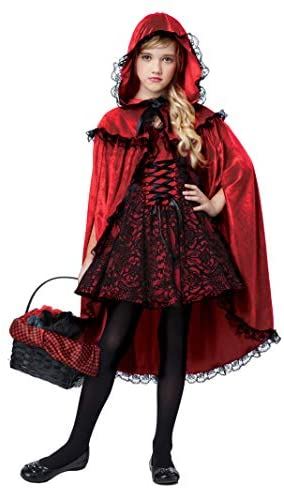 Deluxe Red Riding Hood Costume for Kids