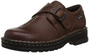 Eastland Womens Syracuse Slip-On Loafer, Brown Leather, 6
