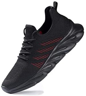 FRANK MULLY Men's Walking Shoes Athletic Blade Sport Sneakers Breathable Mesh Fashion Shoes