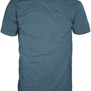 FSD Men's Signature Collection - Casual Premium Soft Cotton Short Sleeve T-Shirts Classic Crew Neck Style