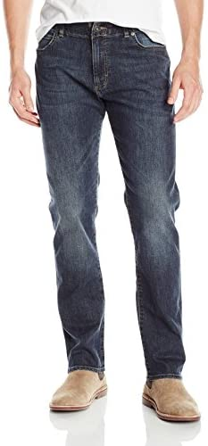 Lee Men's Big-Tall Modern Series Extreme Motion Straight Fit Jean