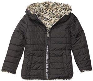 Limited Too Girls' Reversible Packable Puffer
