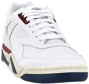 PUMA Mens Palace Guard Core Lace Up Sneakers Casual Sneakers,