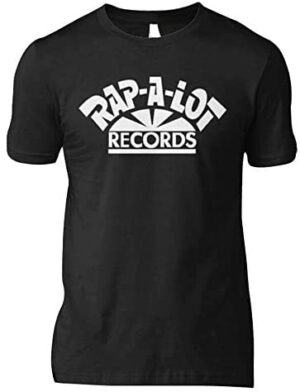 Rap-A-Lot Records Classic T-Shirt Graphic Trending Unisex Youth Shirt For Men Tee Women Aldult T-Shirt Casual Cute Simple
