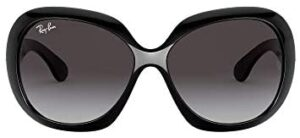 Ray-Ban Women's Rb4098 Jackie Ohh Ii Butterfly Sunglasses
