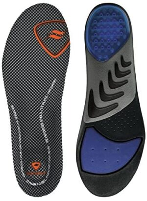 Sof Sole Men's Airr Orthotic Support Full-Length Insole