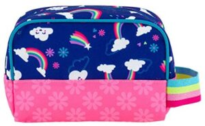 Stephen Joseph Kids' Toiletry Bag, RAINBOW