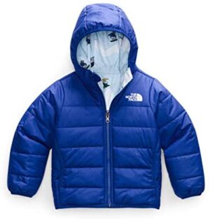 The North Face Kids Reversible Perrito Jacket (Toddler) TNF Blue 4T Toddler