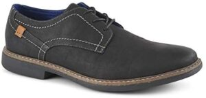 VARESE William - Men's Faux Leather Oxford Formal Dress Shoes