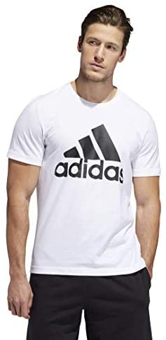 adidas Mens Badge of Sport Basic Tee