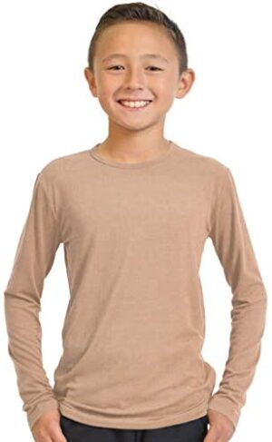 Boy's and Men's Oh So Soft Long Sleeve T-Shirt | Child Small to Adult 3X