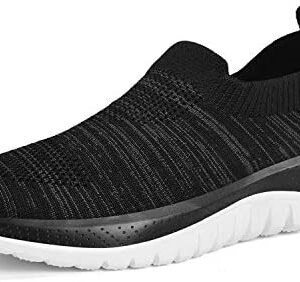ZOCANIA Women's Athletic Walking Shoes Casual Mesh-Comfortable Work Sneakers