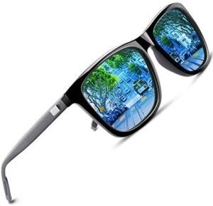 2021 Polarized Sunglasses for Men and Women,Driving Fishing Golf HD UV400 Shades