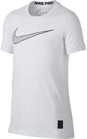 Nike Boy`s Pro Fitted Graphic T-Shirt