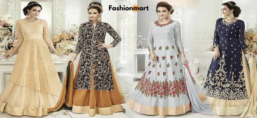 Party Wear Dress For Ladies | Best Sharara Suits Online